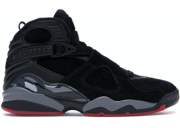 best sneakers 2672d 867d2 Jordan 8 Retro Black Cement - 305381-022