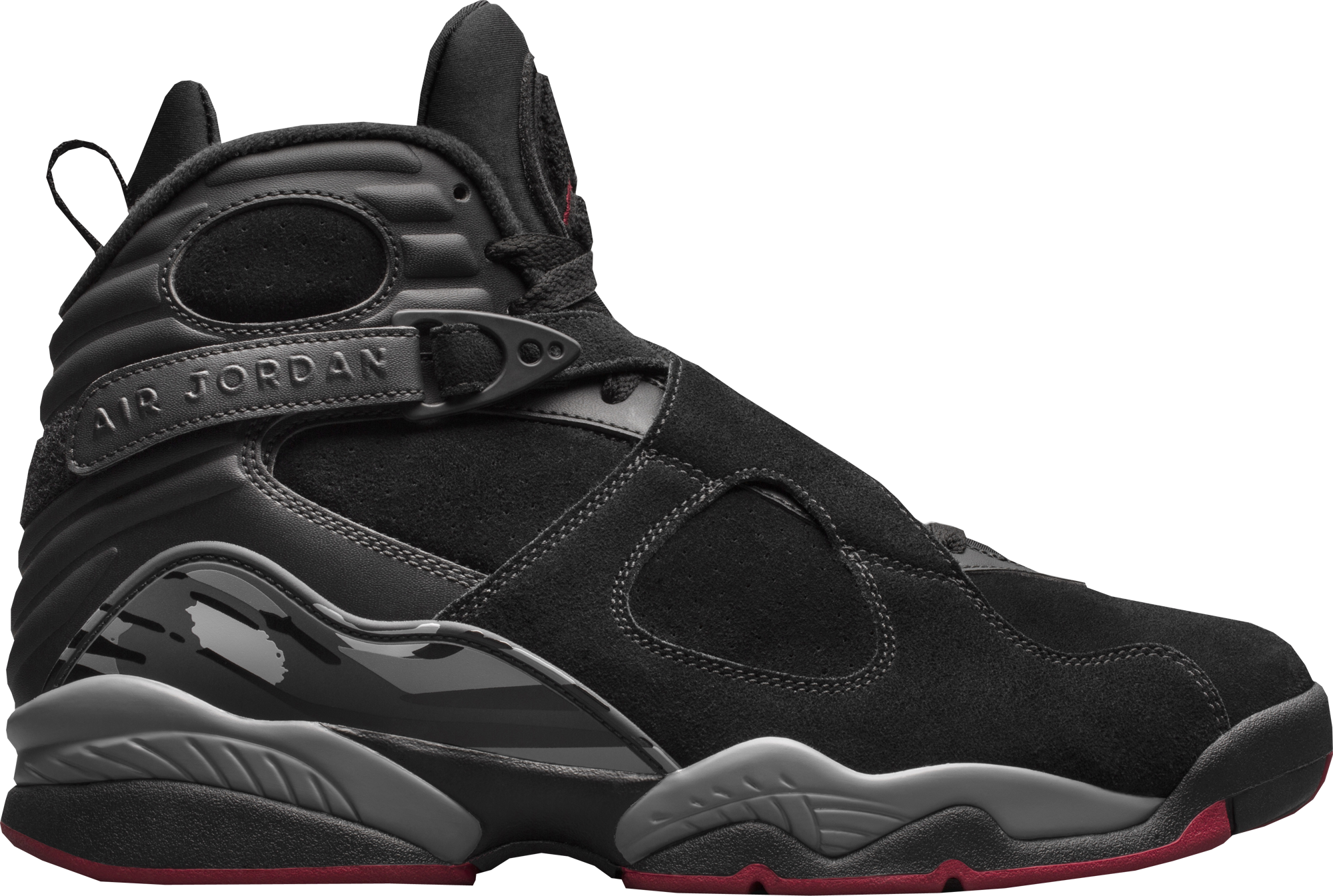 Jordan 8 Retro Black Cement