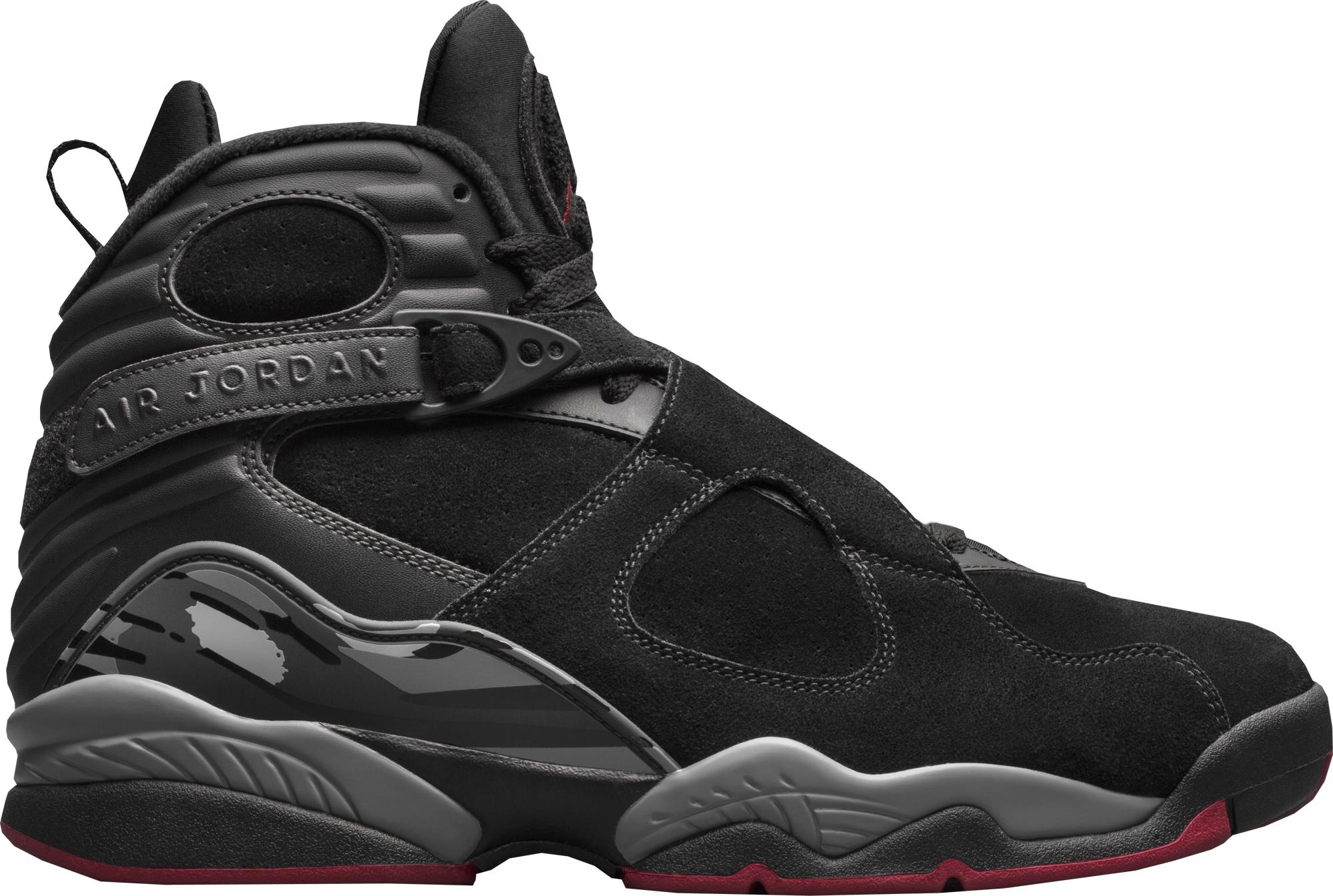 Jordan 8 Retro Black Cement