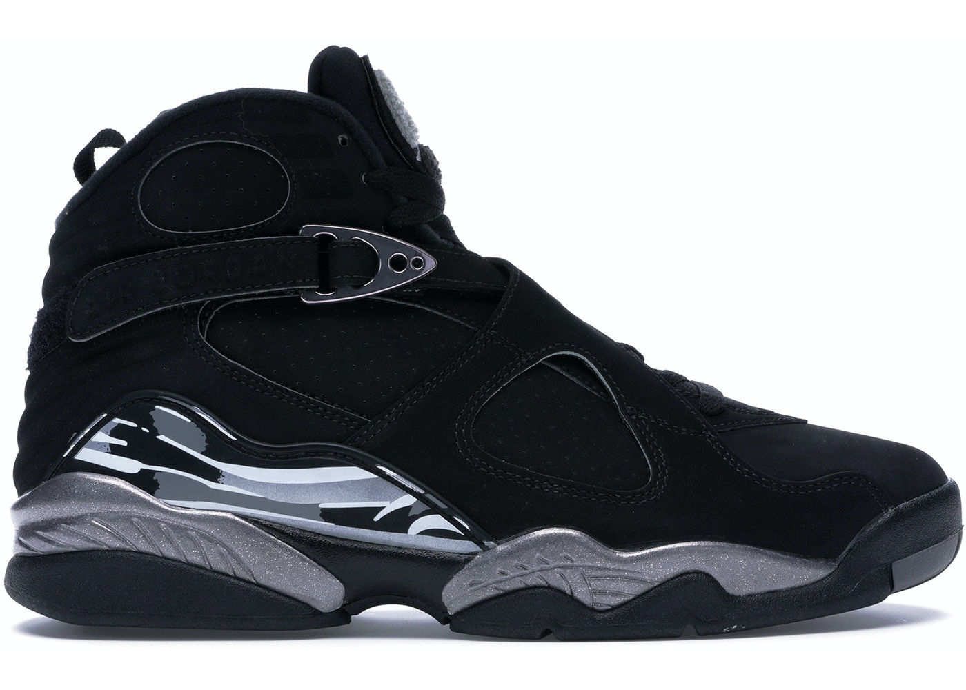 3865590bc07 Jordan 8 Retro Chrome (2015) - 305381-003