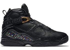 premium selection 93730 be91f Jordan 8 Retro Confetti - 832821-004