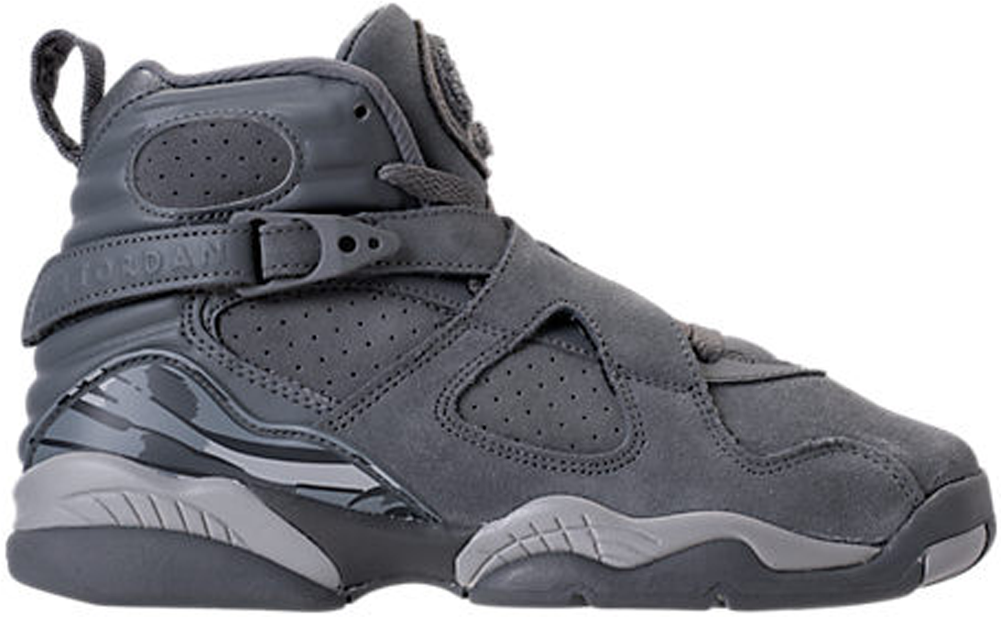 Jordan 8 Retro Cool Grey (GS)