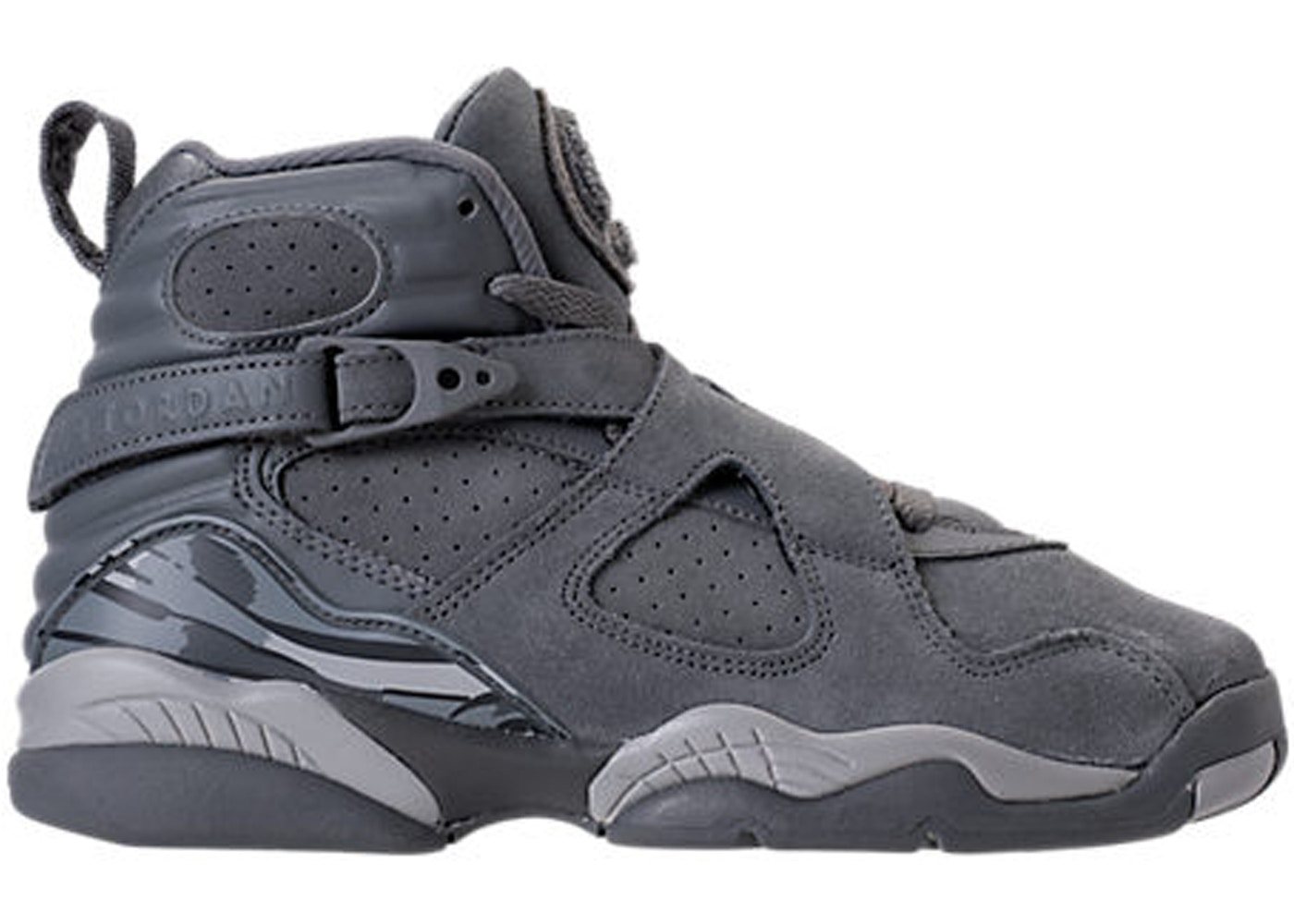 b9ac852c3630 Jordan 8 Retro Cool Grey (GS) - 305368-014