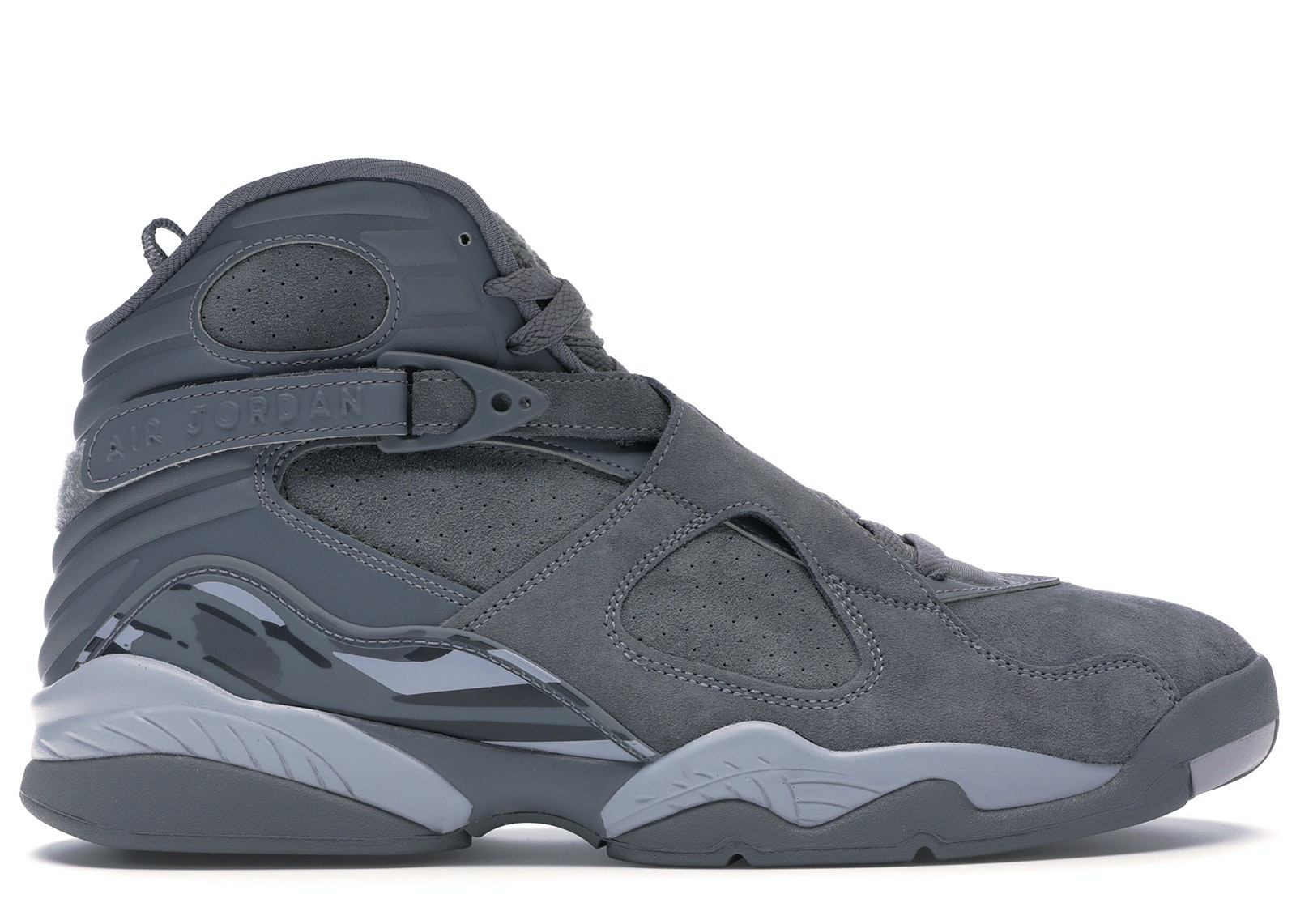 Jordan 8 Retro Cool Grey