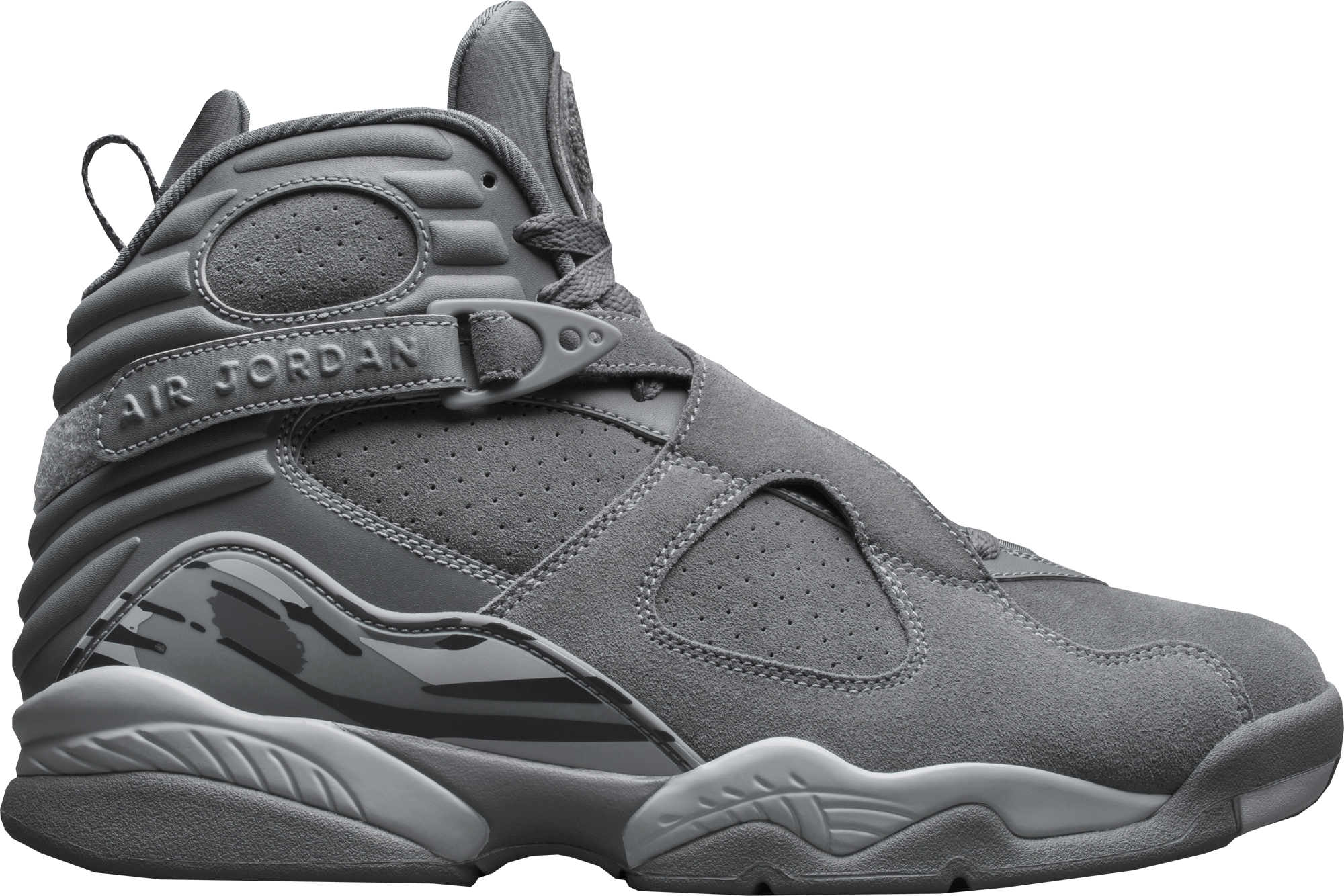 Air Jordan 8 Gris Rétro Cool