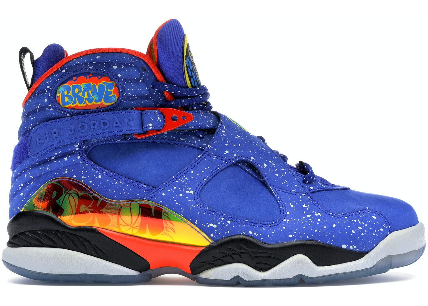 wholesale dealer 7a453 a1dfc Jordan 8 Retro Doernbecher