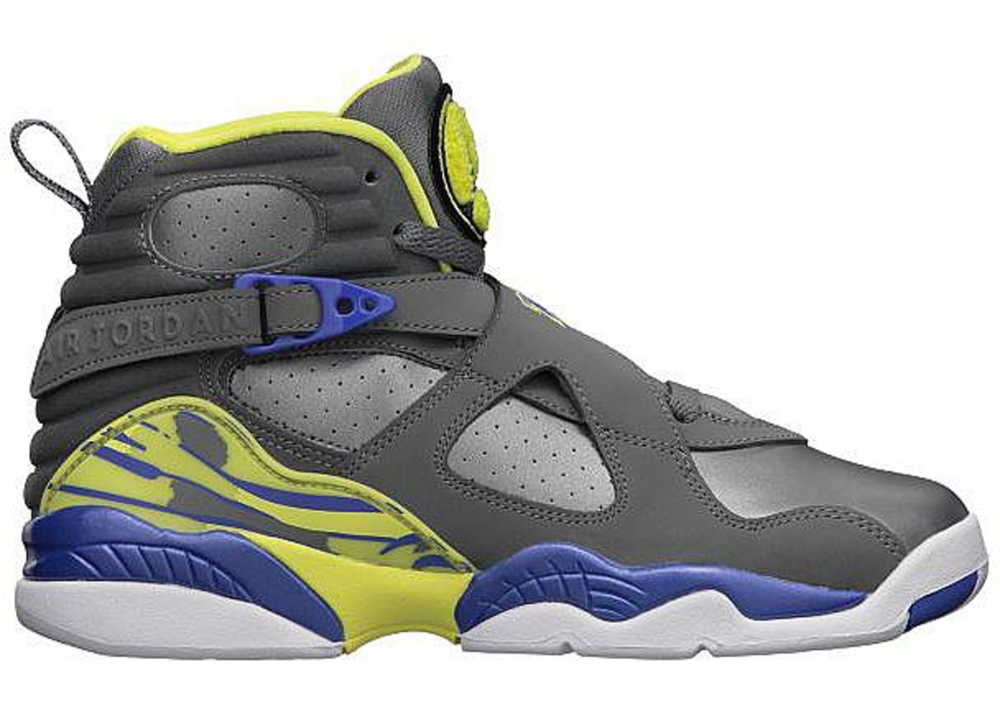 grossiste b6b1d 20be1 Jordan 8 Retro Laney (GS)
