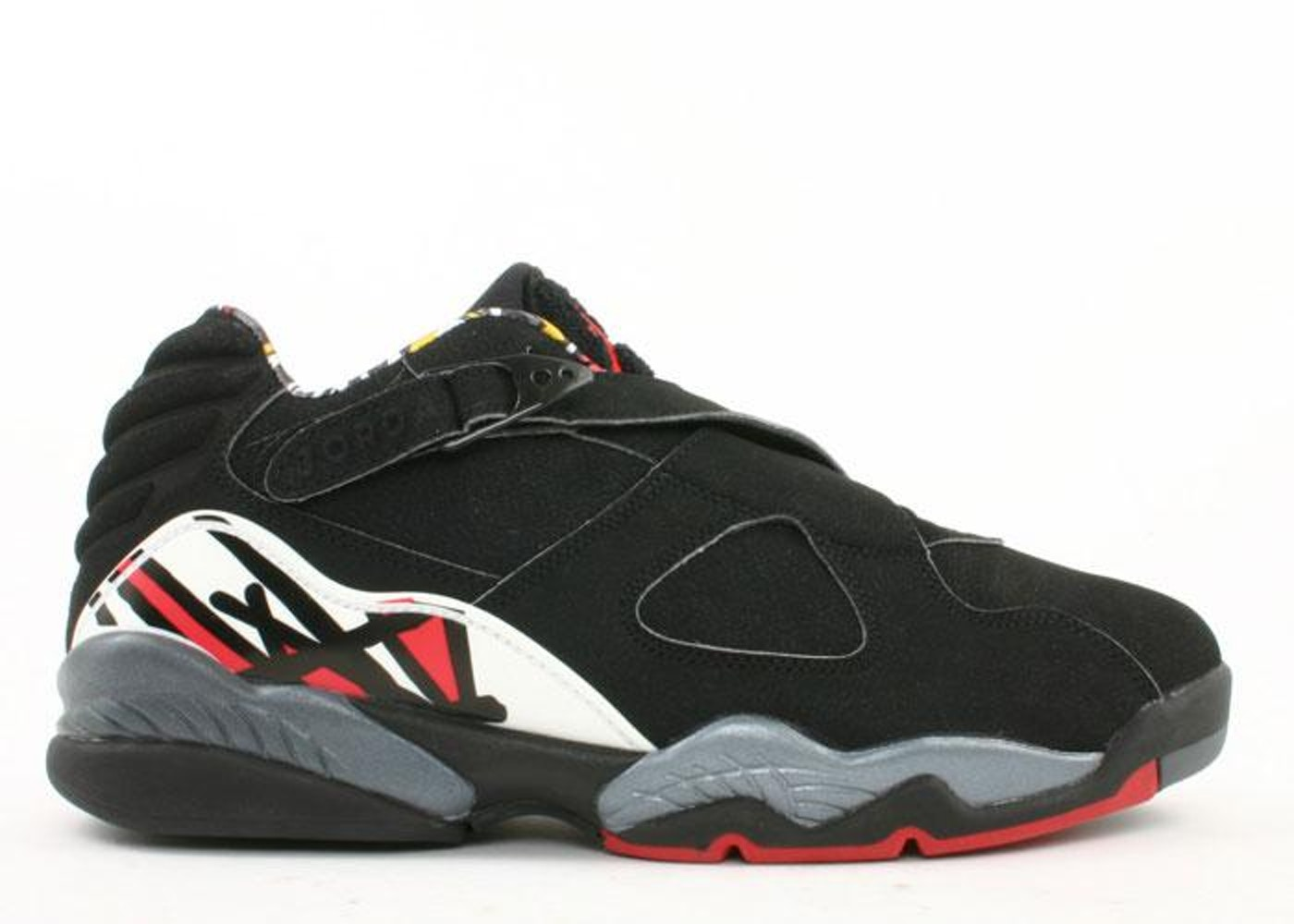 a64db799a83548 Jordan 8 Retro Low Playoffs (2003) - 306157-061