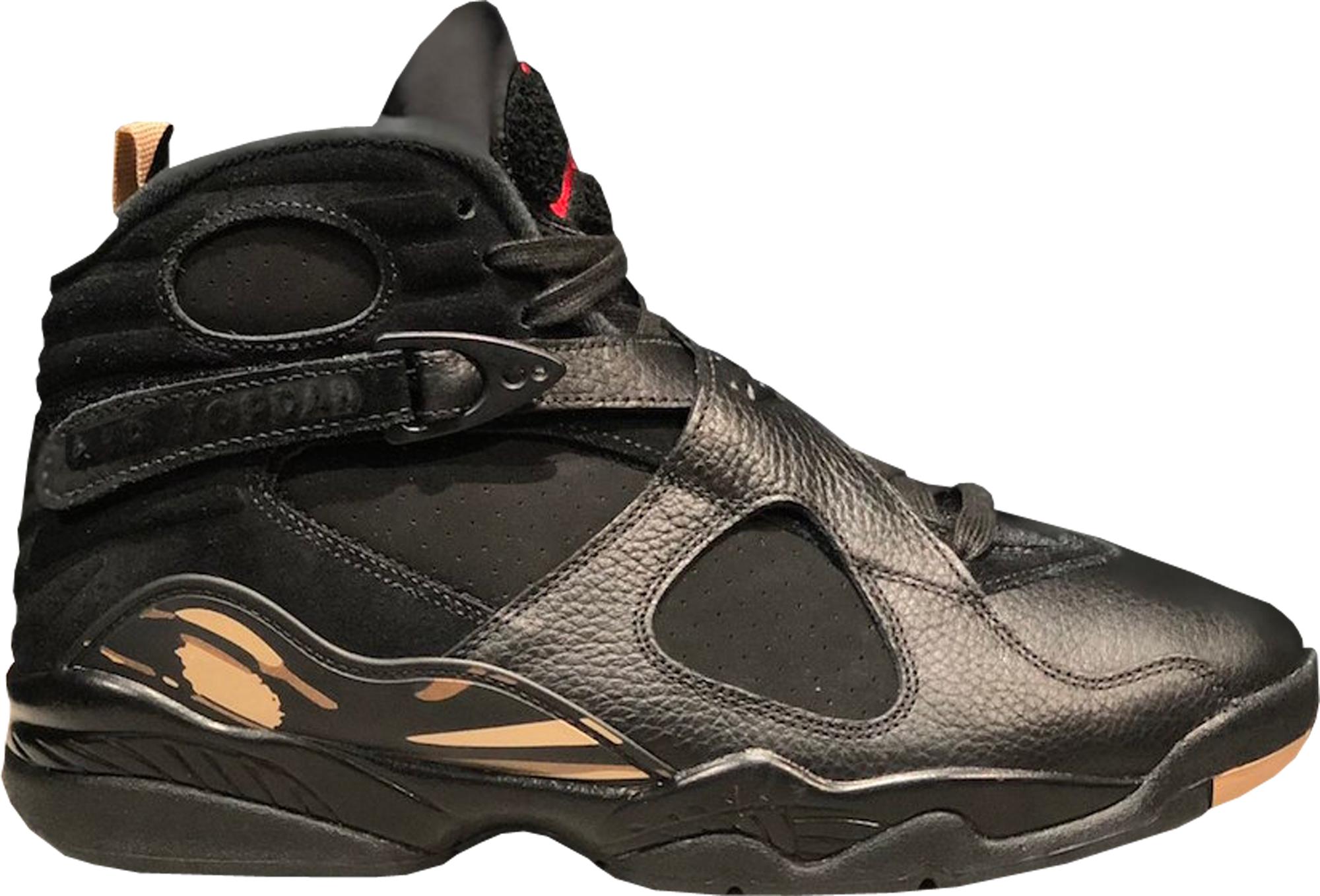Air Jordan 8 Noir Ovo