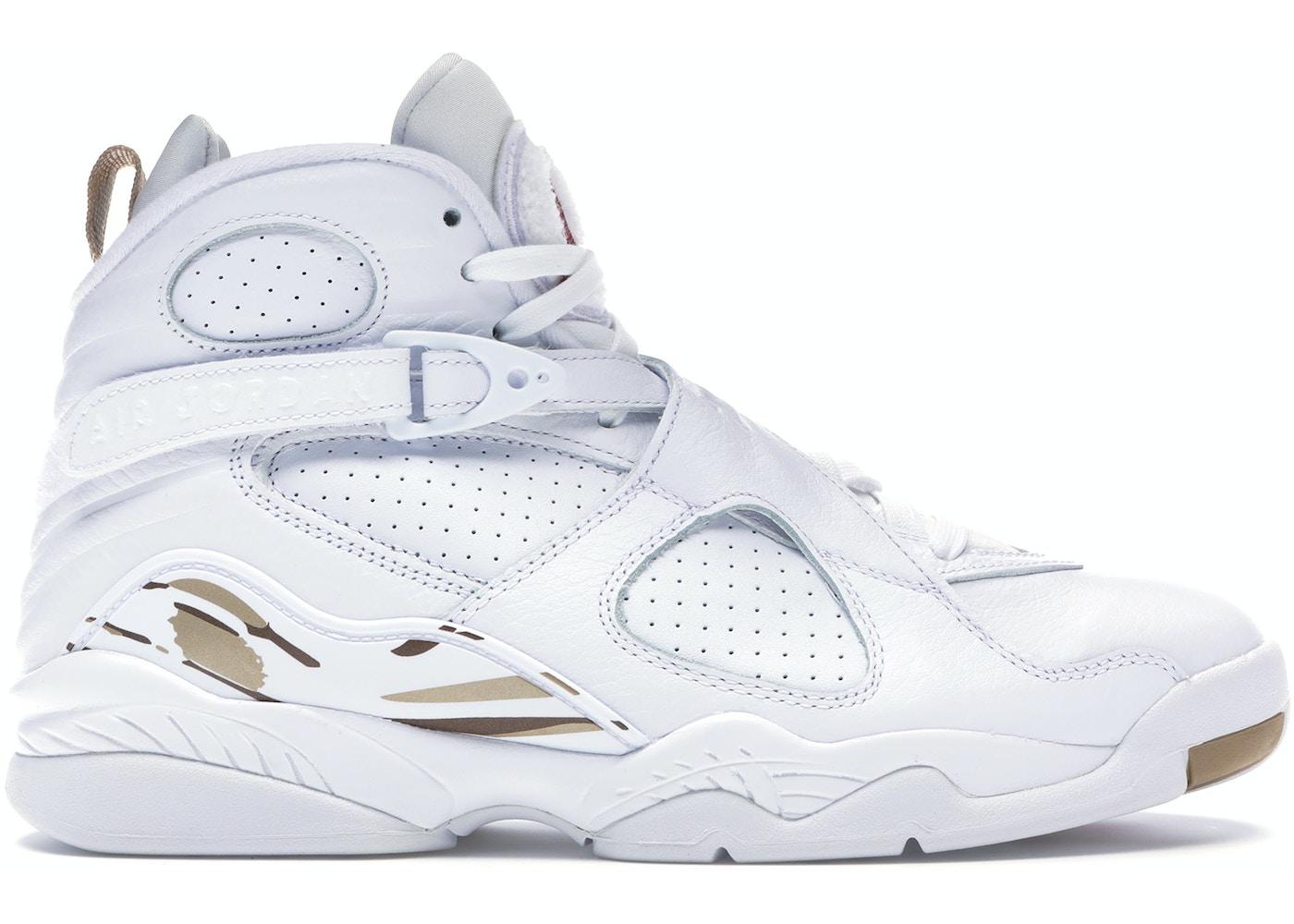 los angeles e55bc 236de Buy Air Jordan 8 Shoes & Deadstock Sneakers