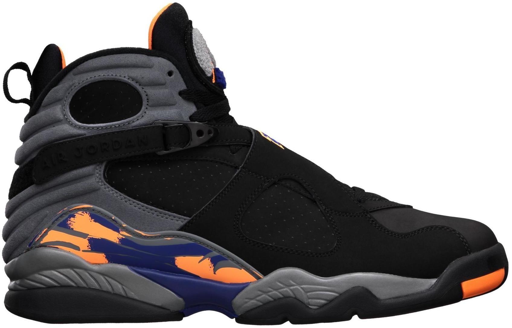 Jordan 8 Retro Phoenix Suns