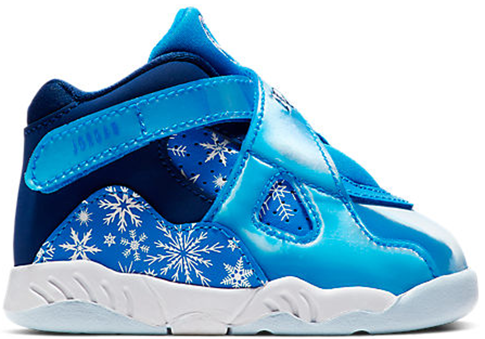 Jordan 8 Retro Snow Blizzard (TD)