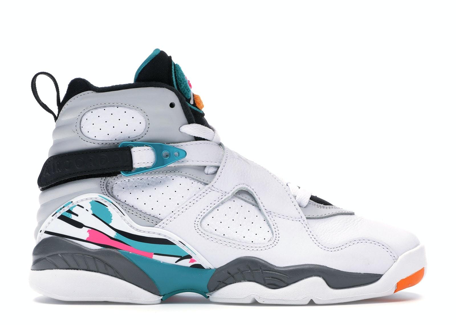 Jordan 8 Retro South Beach (GS)