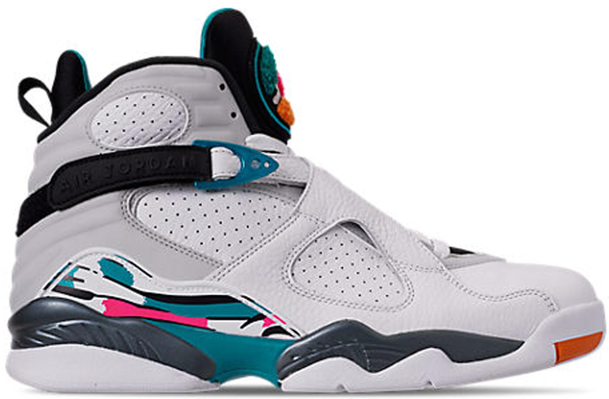 Jordan 8 Retro South Beach