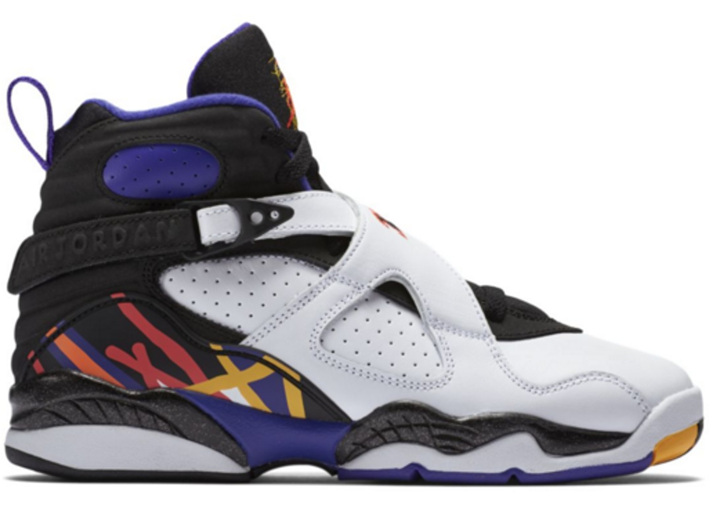 the latest 6fa6c eacbe Jordan 8 Retro Three Peat (GS)