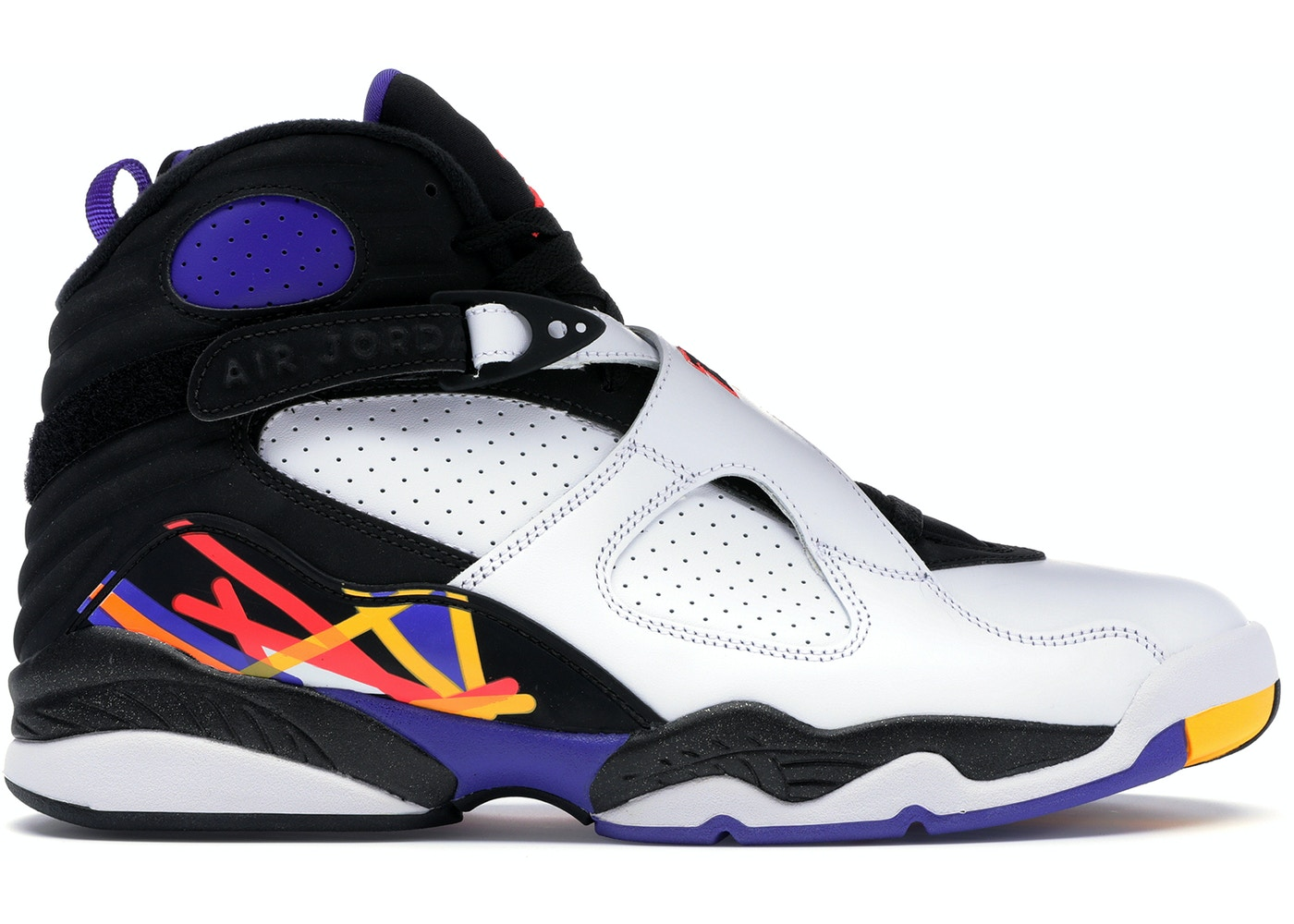 new styles 30190 ddebc Jordan 8 Retro Three Peat - 305381-142