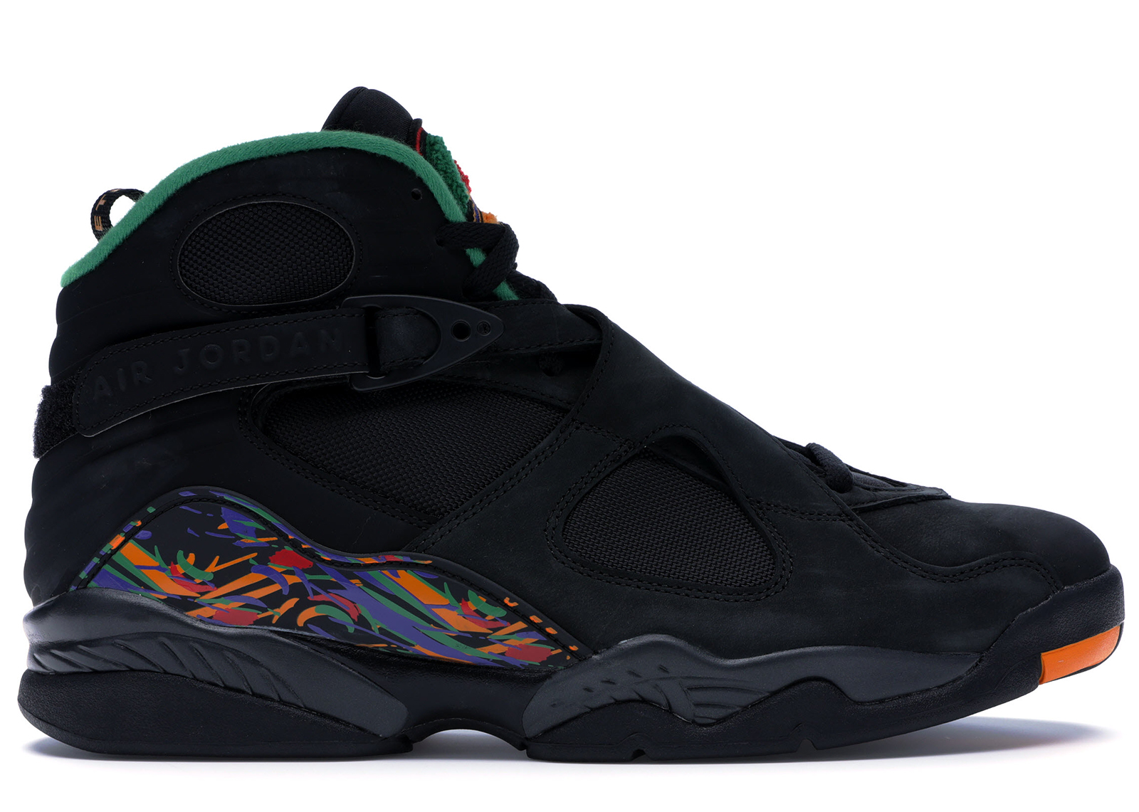 air jordan 8 retro aloe verde