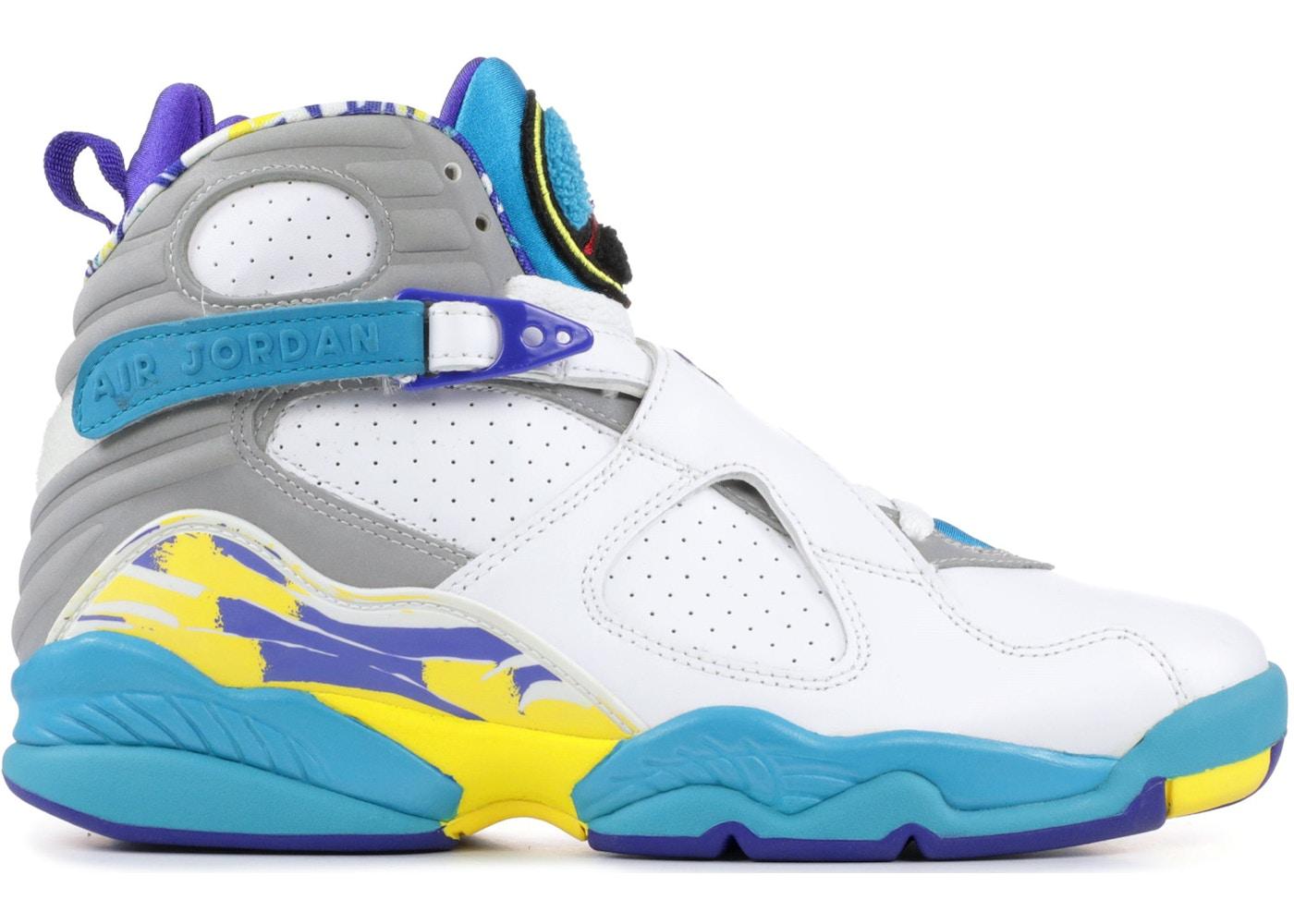 los angeles 08a4e c7186 Air Jordan 8 Shoes - Average Sale Price