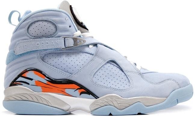 Jordan 8 Retro Ice Blue (W)