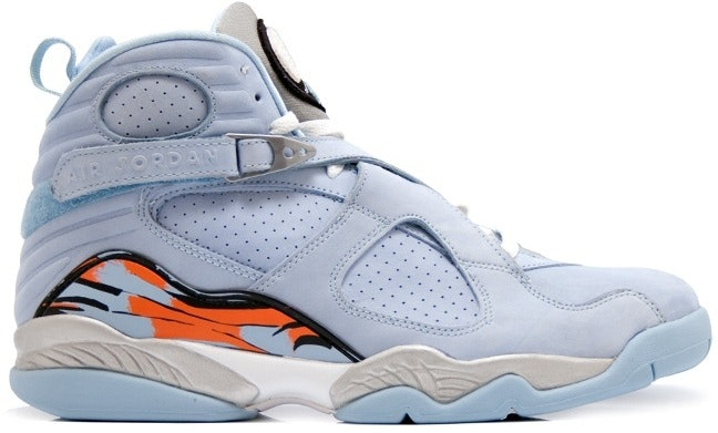 Jordan 8 Retro Ice Blue (W)