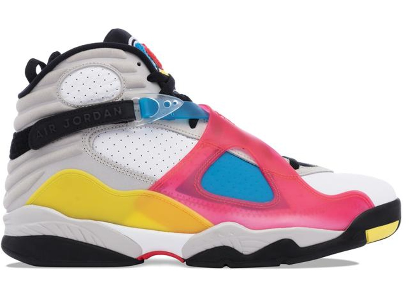 meilleures baskets 180f0 11790 Jordan 8 SP Retro SE White Multicolor