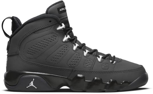 Jordan 9 Retro Anthracite 9 (GS)