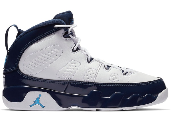sports shoes d1d2e af803 Jordan 9 Retro. Pearl Blue ...