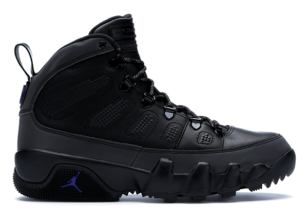 buy popular a4932 11adb good jordan 9 retro boot black concord 4510c dbe43