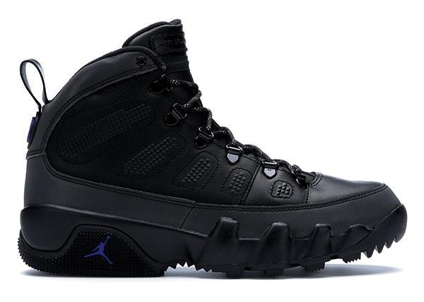 Jordan 9 Retro Boot Black Concord
