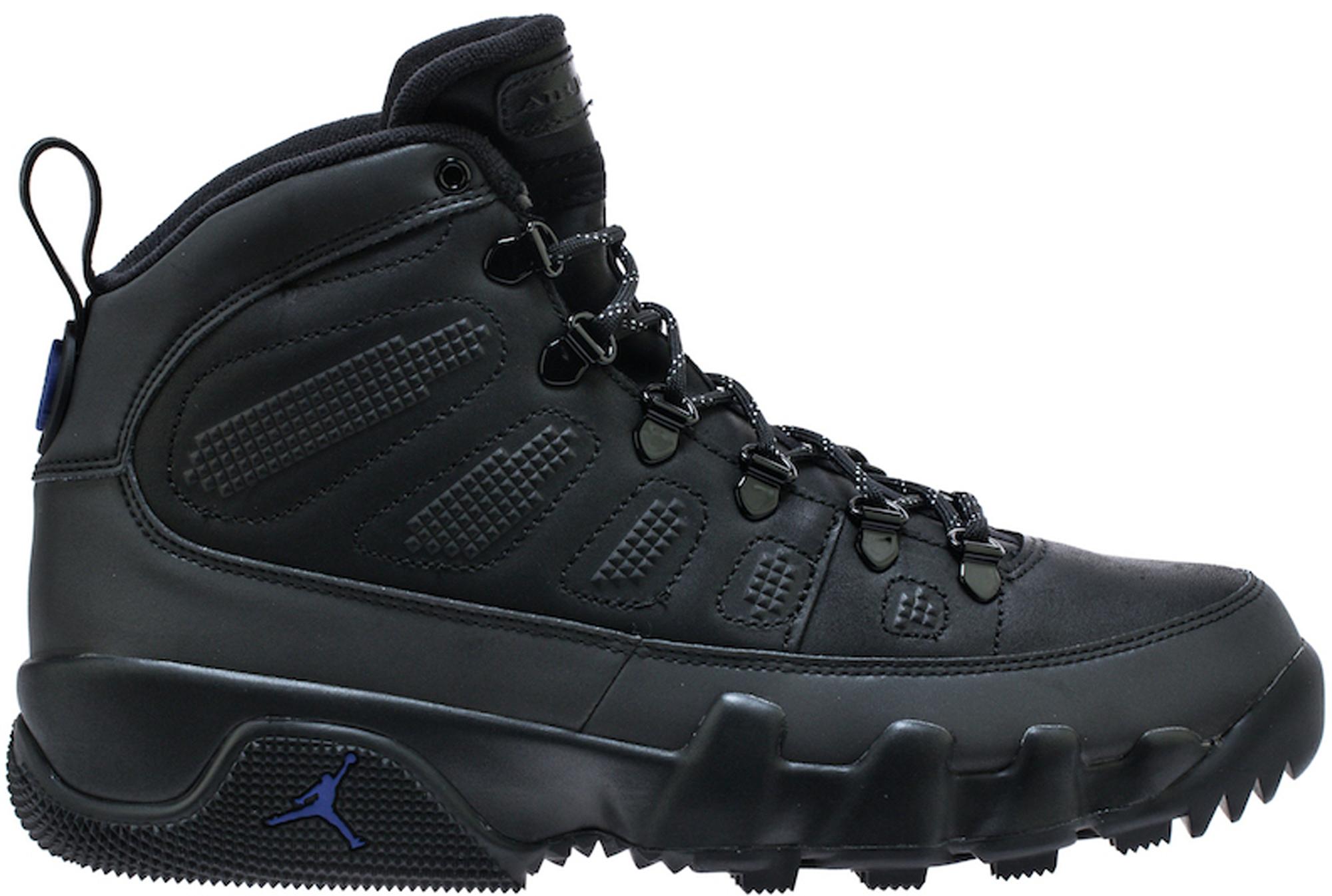c51475a55529 canada nike air jordan 9 shoes mens new style black gold 86c23 cc149  good jordan  9 retro boot black concord 91d8d 145d9