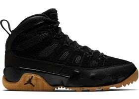Jordan 9 Retro Boot Black Gum - AR4491-025 4aaa96e74ee3