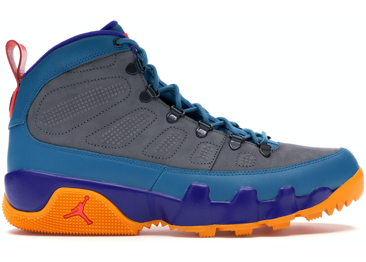 474dfcf67c4 Jordan 9 Retro Boot Green Abyss - AR4491-300