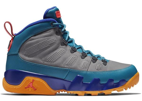 0f9e46e54187 Air Jordan 9 Shoes - Release Date