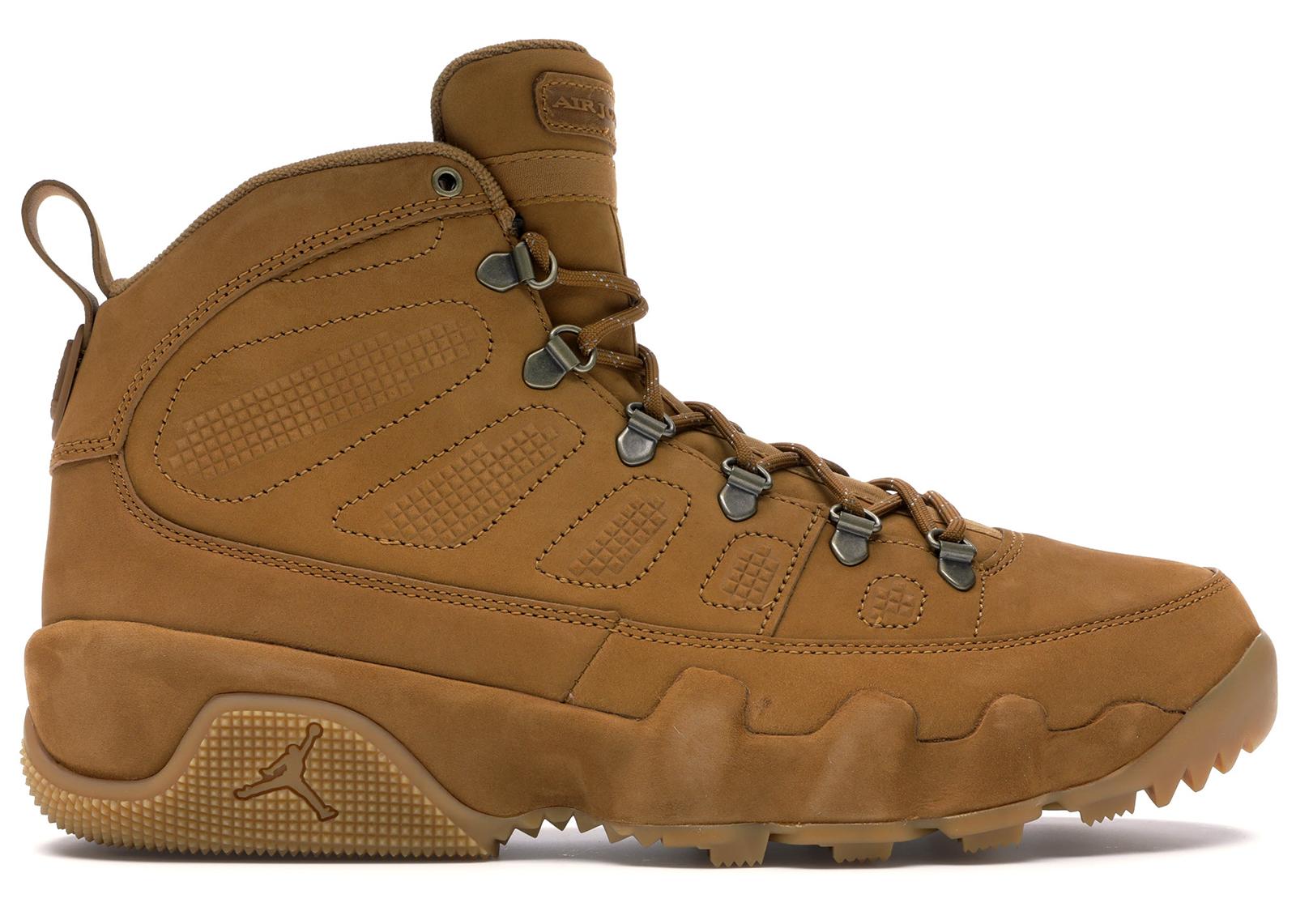 Jordan 9 Retro Boot Wheat - AR4491-700