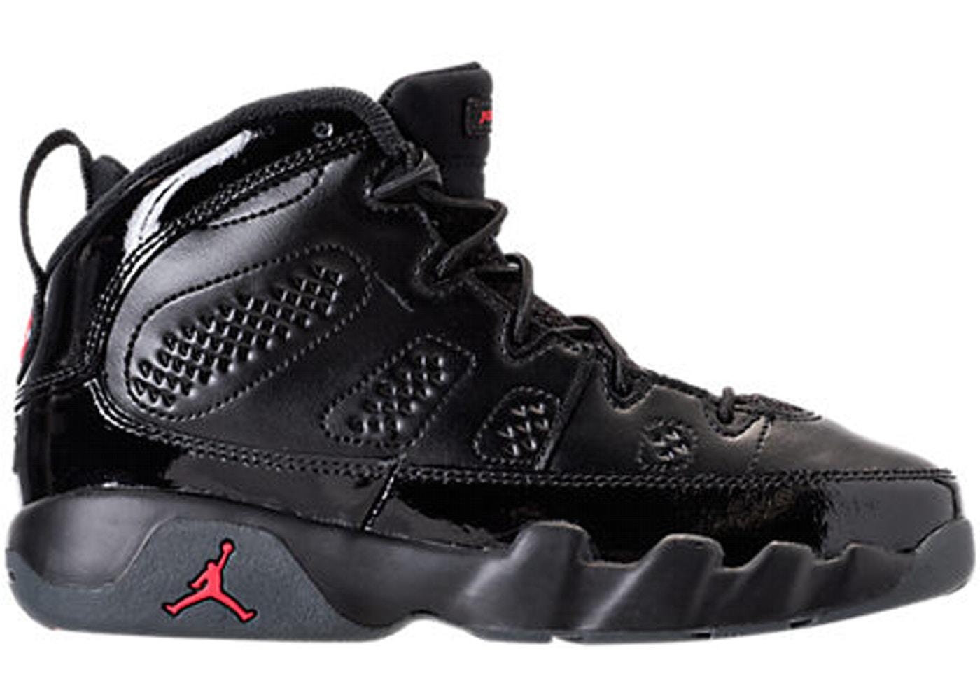 0757a2adfd7 Air Jordan 9 Shoes - Release Date