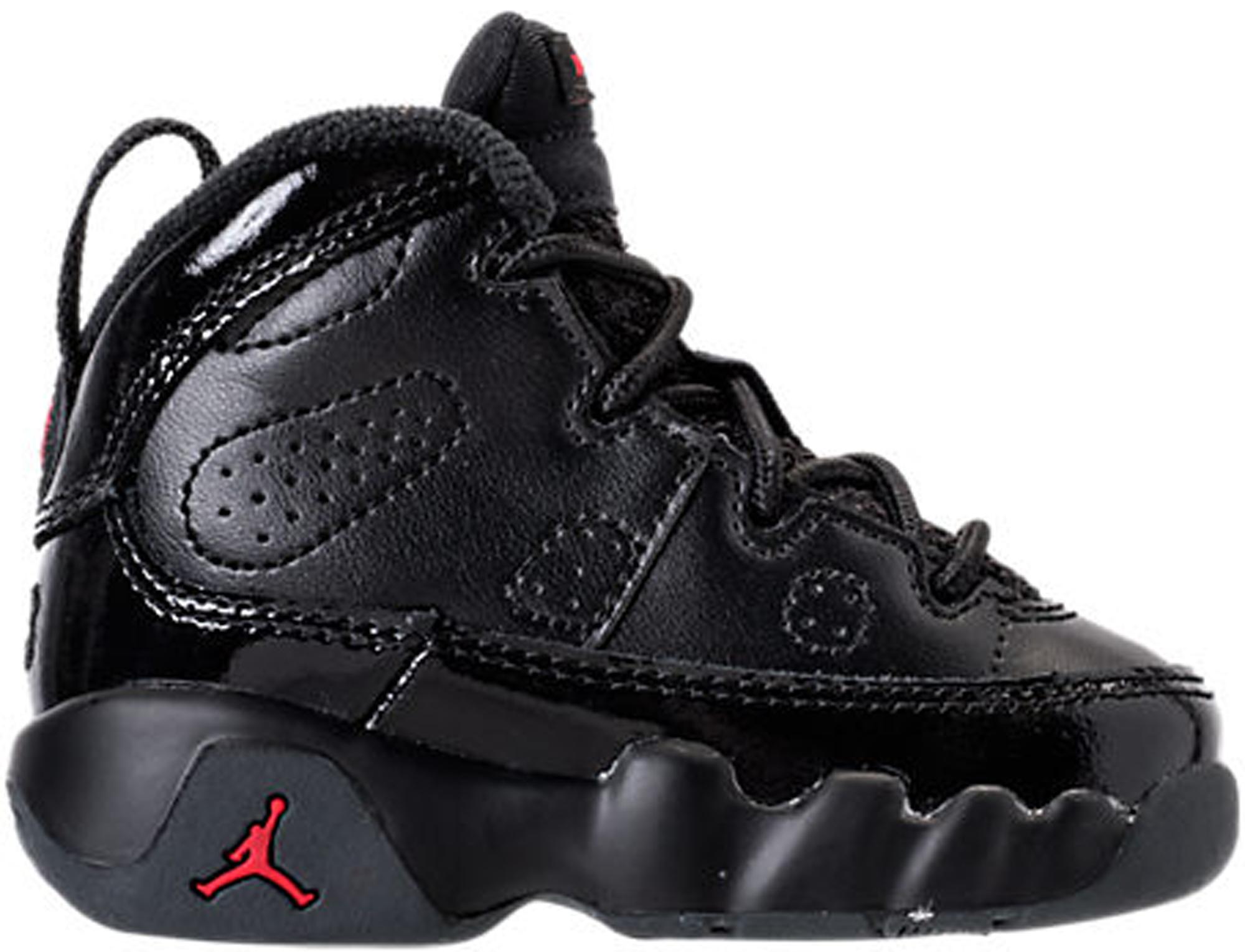Jordan 9 Retro Bred Patent (TD)