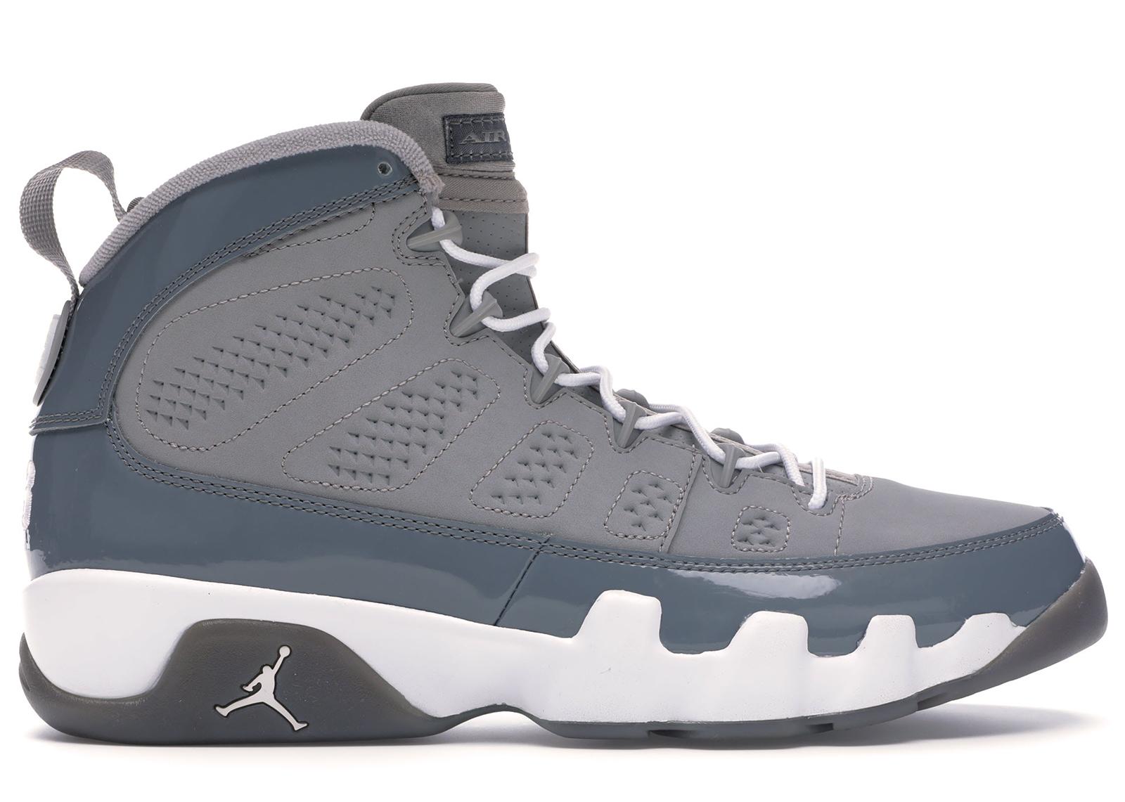 Jordan 9 Retro Cool Grey (2012