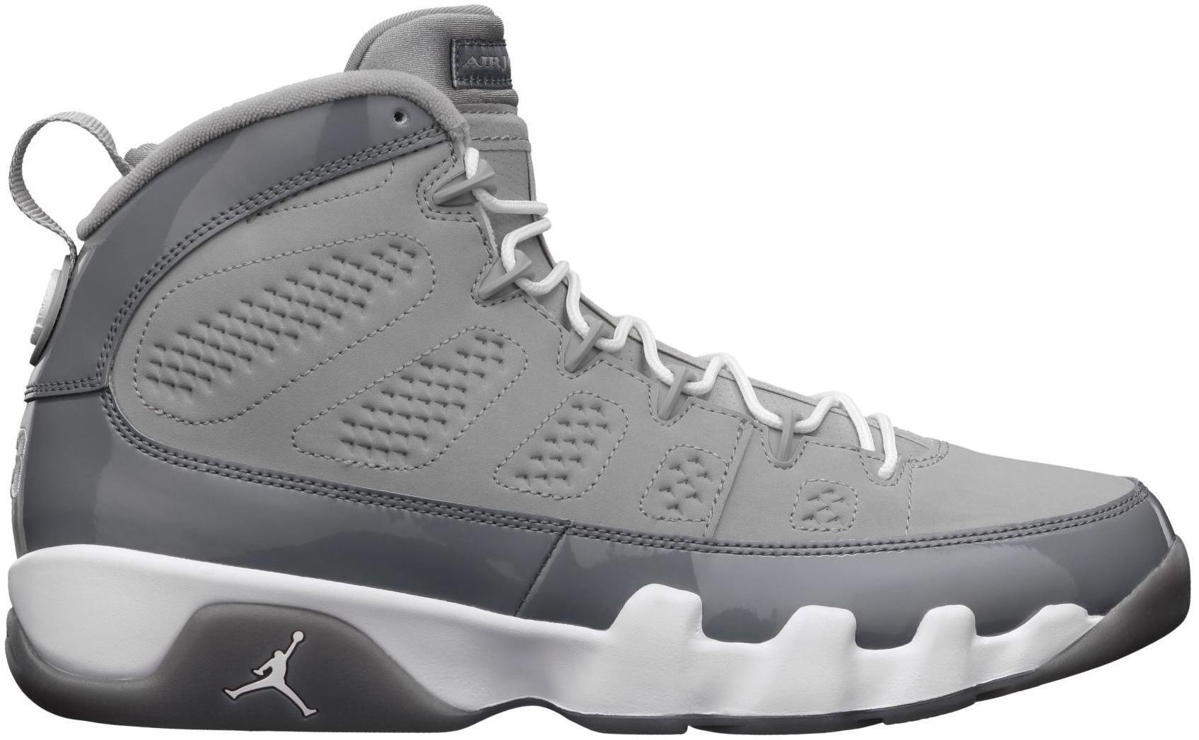 Jordan 9 Retro Cool Grey (2012)