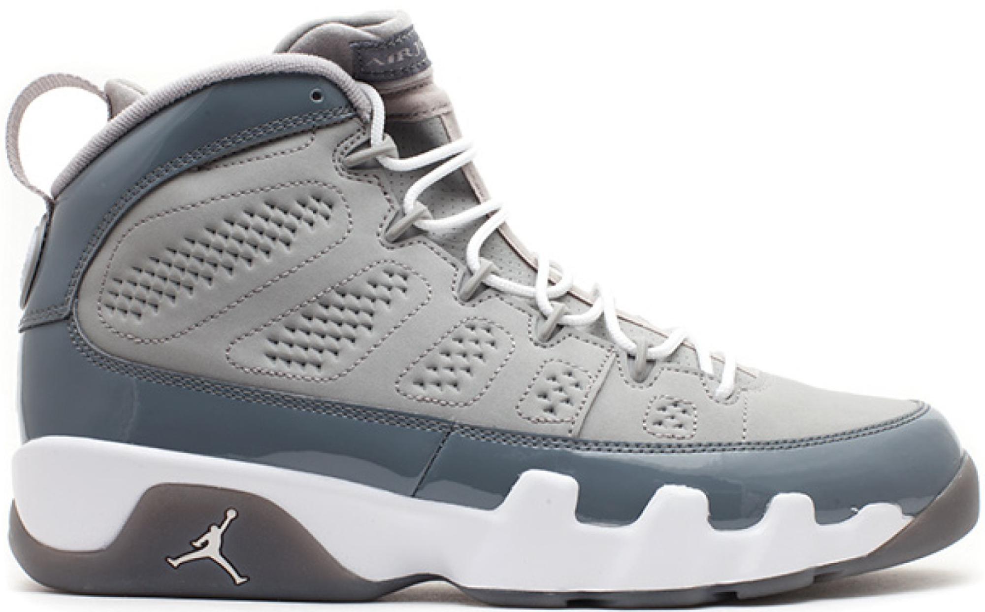 Jordan 9 Retro Cool Grey 2012 (GS