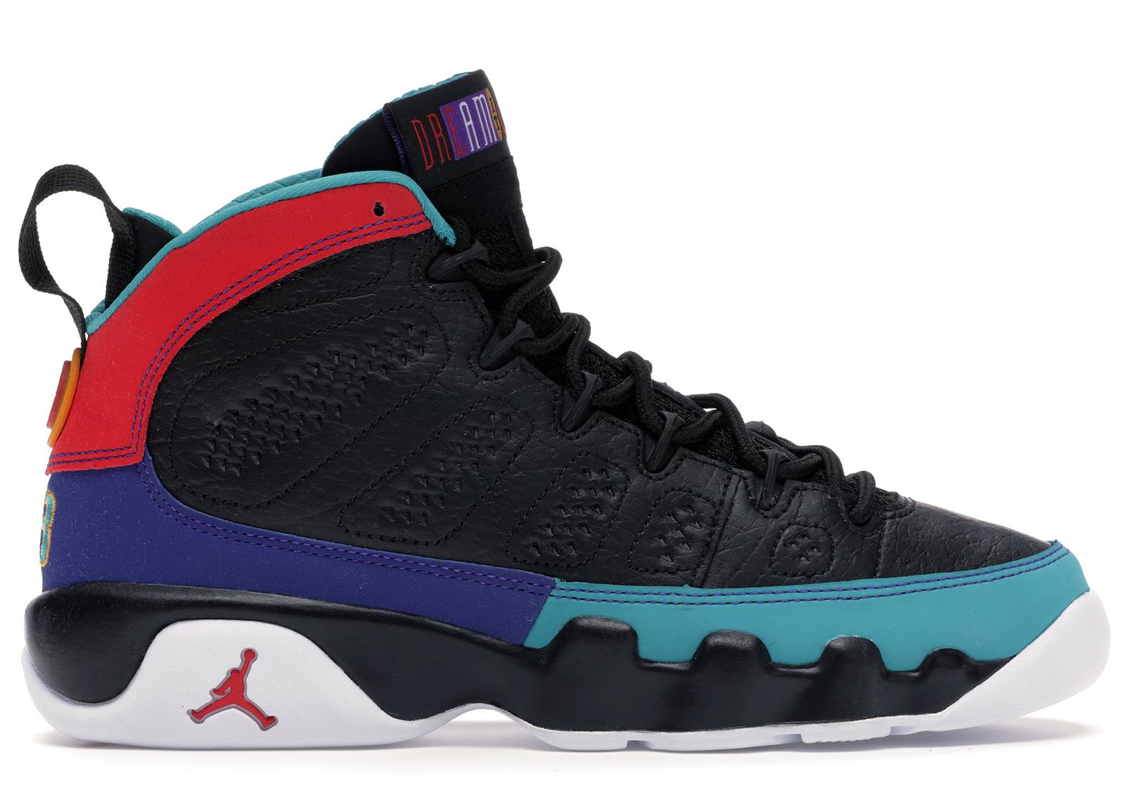 Jordan 9 Retro Dream It Do It (GS
