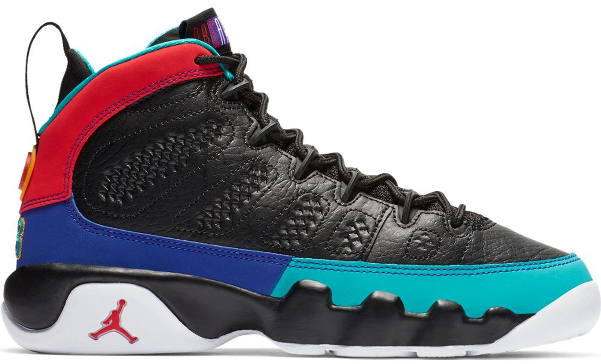 Jordan 9 Retro Dream It Do It (GS)