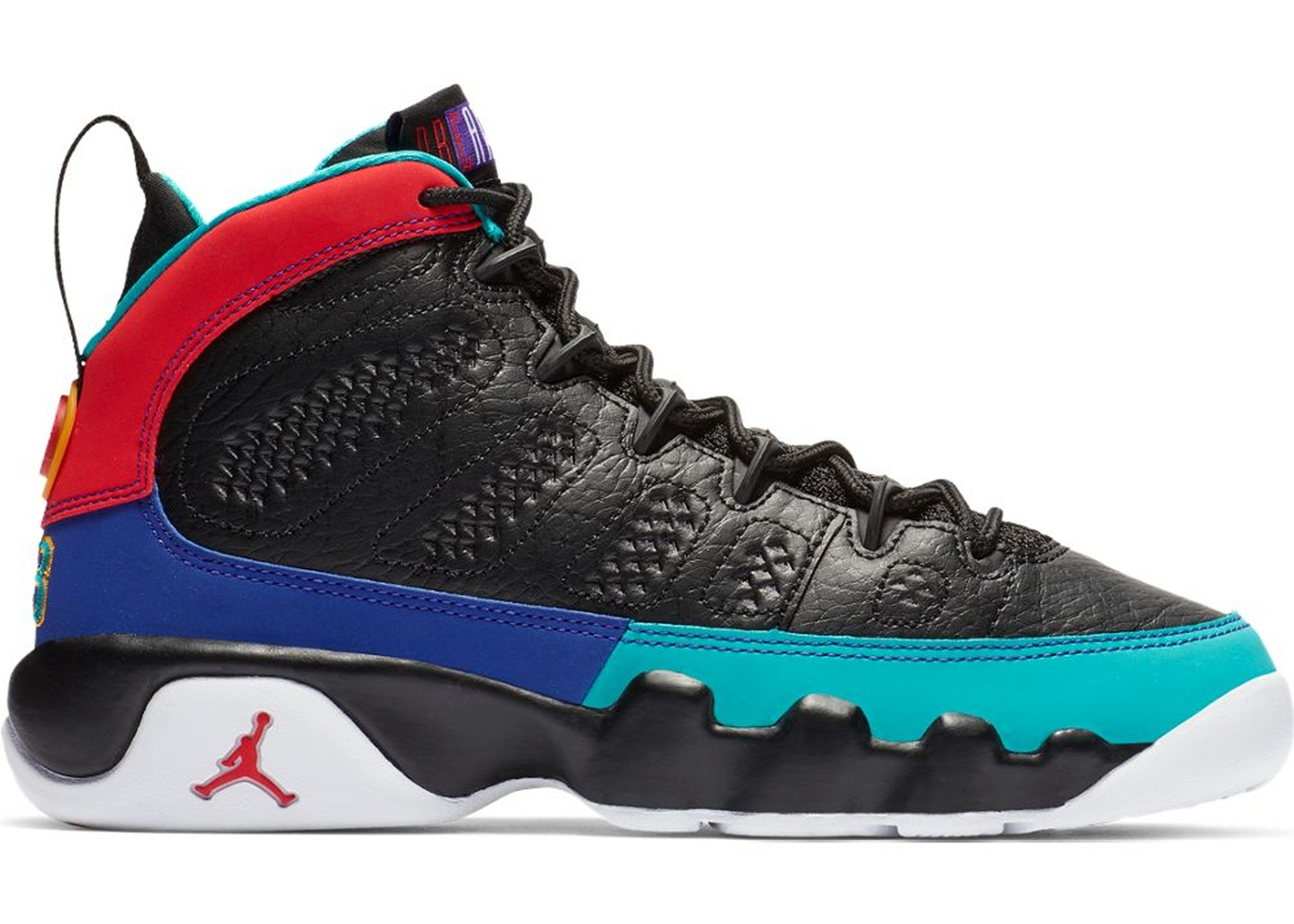 38393bf17a6 Jordan 9 Retro Dream It Do It (GS) - 302359-065