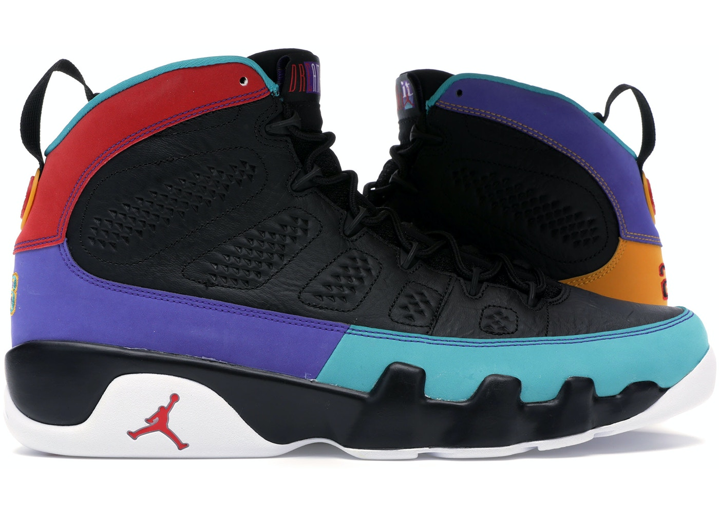the latest bda3d 80a82 Jordan 9 Retro Dream It Do It