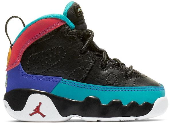 quality design d972a 5ee38 Jordan 9 Retro Dream It Do It (TD)
