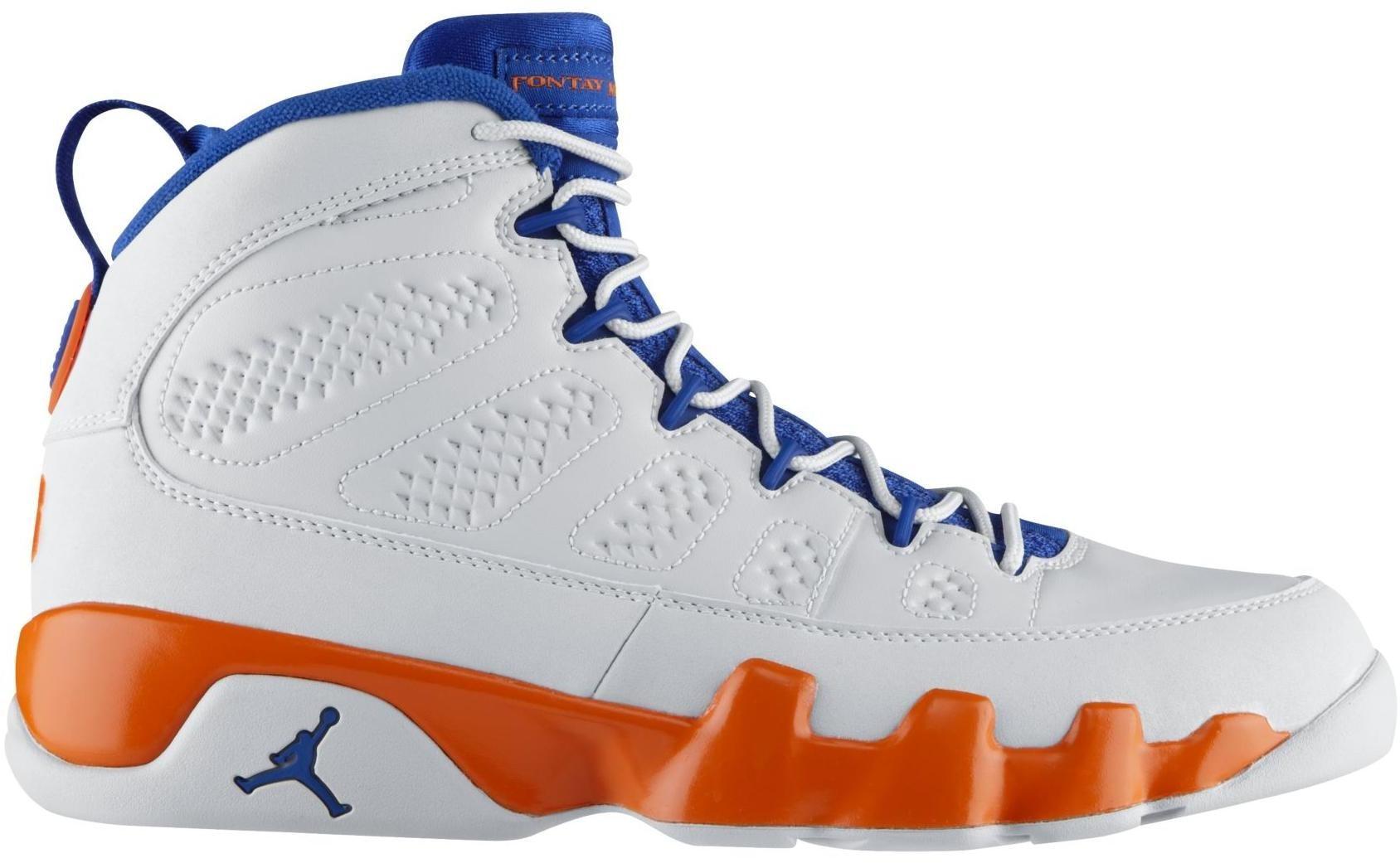 Jordan 9 Retro Fontay Montana (Knicks)