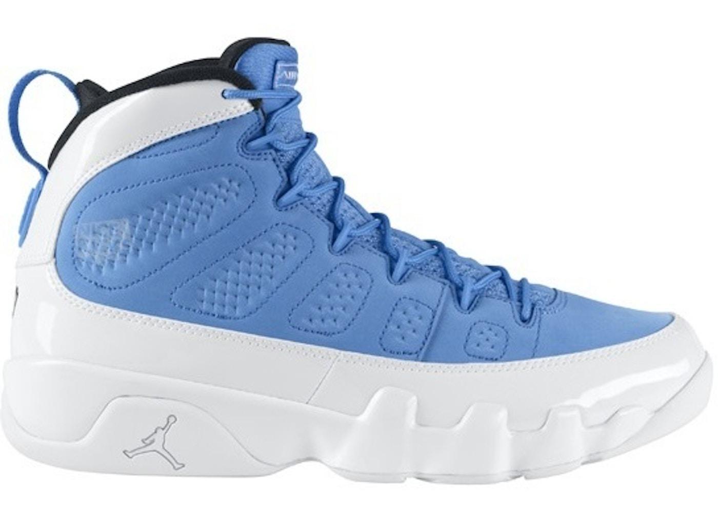 new styles 2f9cc 08c58 Air Jordan 9 Shoes - Average Sale Price