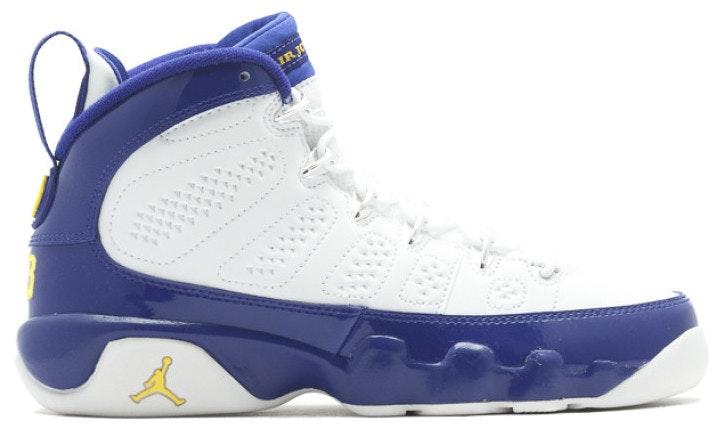 Jordan 9 Retro Kobe Bryant PE (GS)