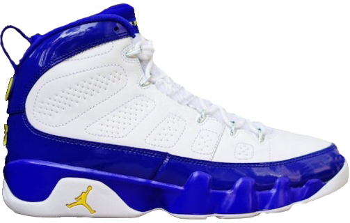 Jordan 9 Retro Kobe Bryant PE