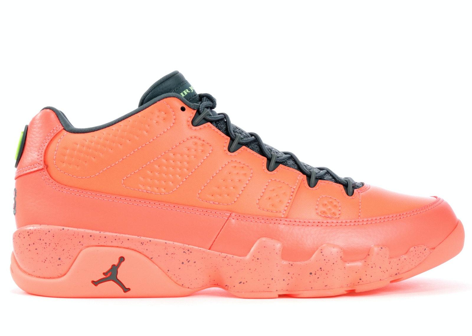 Jordan 9 Retro Low Bright Mango