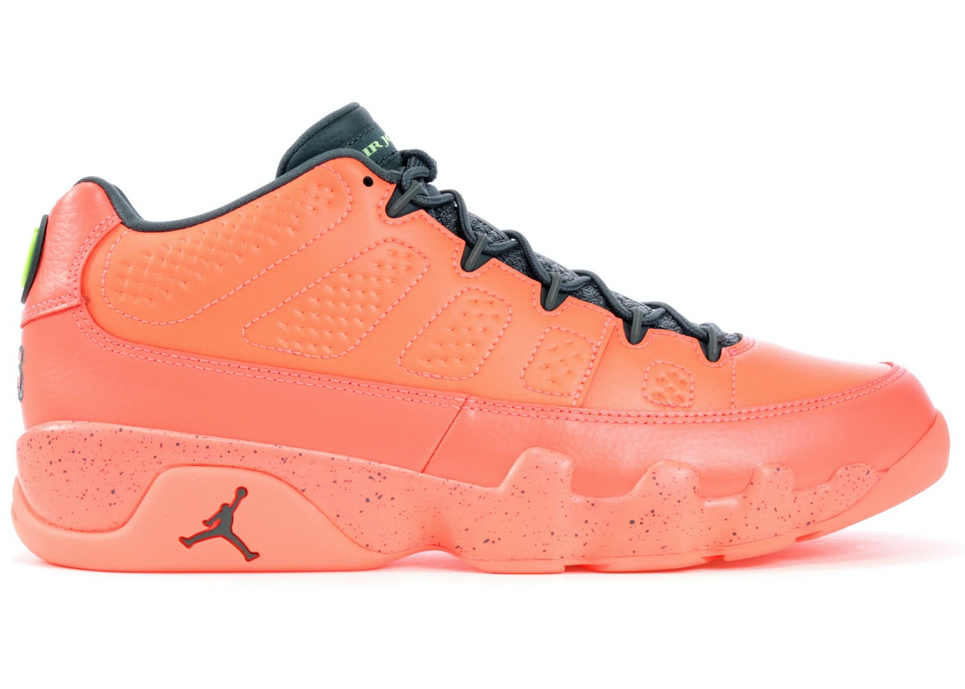 online store 21445 0768d Jordan 9 Retro Low Bright Mango